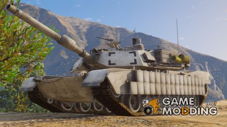 M1A2 Abrams 1.2 for GTA 5