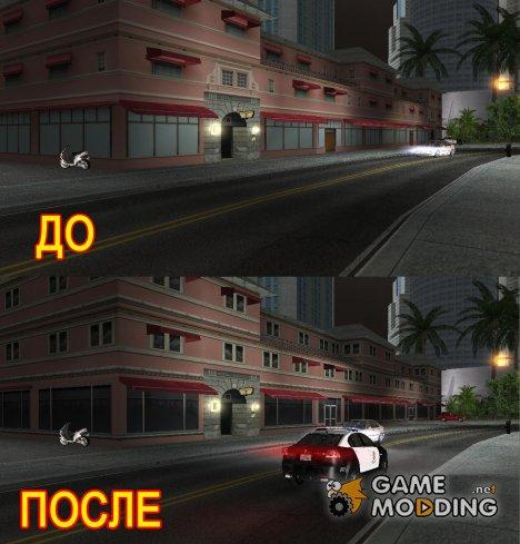 Новые текстуры офиса Кена Розенберга v2 для GTA Vice City