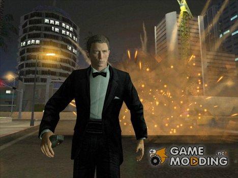 Джеймс Бонд Агент 007 для GTA San Andreas