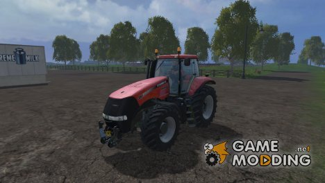 Case IH Magnum 380 для Farming Simulator 2015