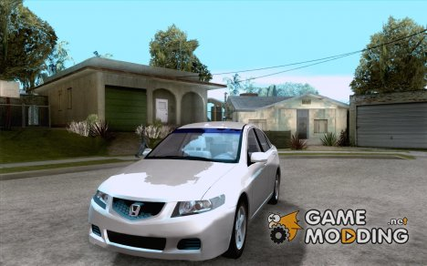 Honda Accord Comfort 2003 для GTA San Andreas