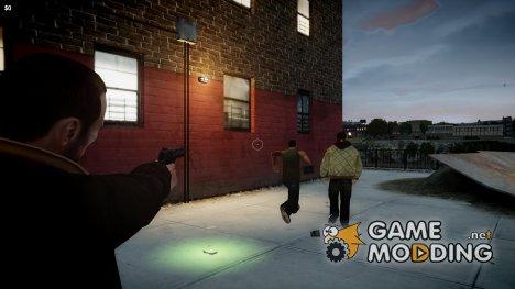 Robbery v1.2  for GTA 4