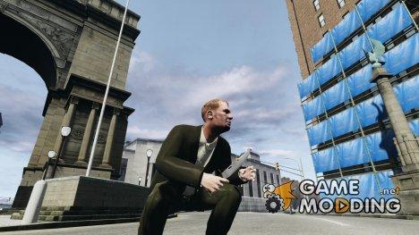 B.A.K. Knife для GTA 4