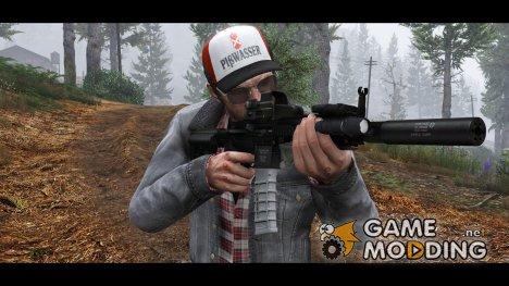 HK416 v1.1 for GTA 5