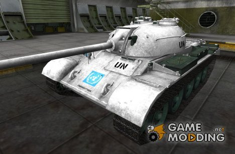 Шкурка для T-34-2 for World of Tanks