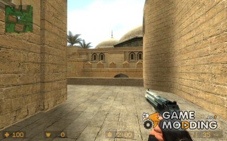 Deagle Wood Handle для Counter-Strike Source