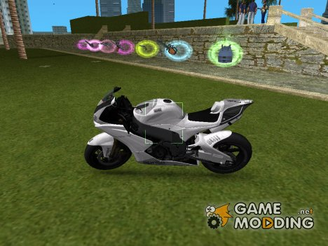 Aprilia RSV4 - Edition II 2009 for GTA Vice City