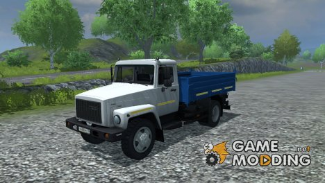 ГАЗ-САЗ-35071 для Farming Simulator 2013
