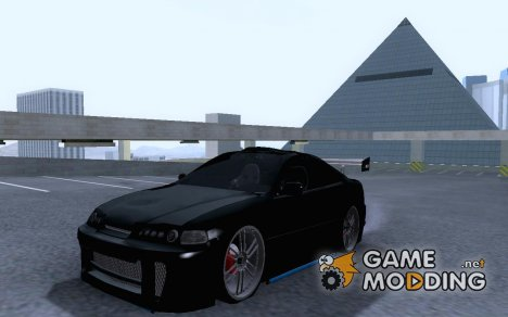 Honda Integra Hard Tuning для GTA San Andreas