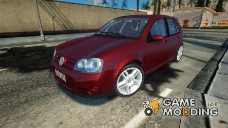 2008 Volkswagen Golf GTI for GTA San Andreas