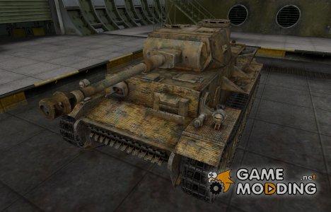 Исторический камуфляж VK 36.01 (H) для World of Tanks
