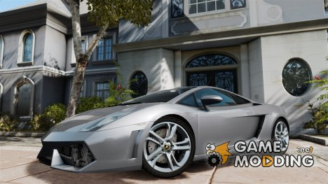 Lamborghini Gallardo LP560-4 [Final] для GTA 4