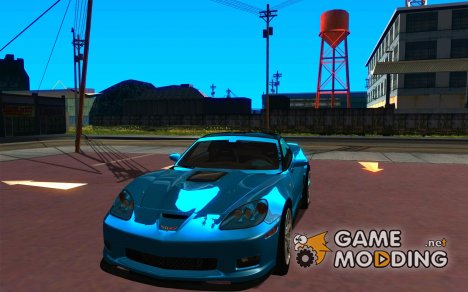 Chevrolet Corvette ZR1 для GTA San Andreas