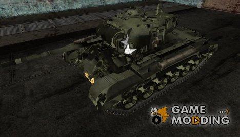 Pershing от Famet85 для World of Tanks