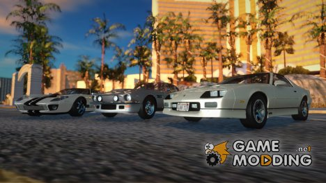 Best of the best cars для GTA San Andreas