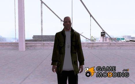 Detective skin for GTA San Andreas