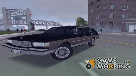 1989 Chevrolet Caprice station wagon for GTA 3