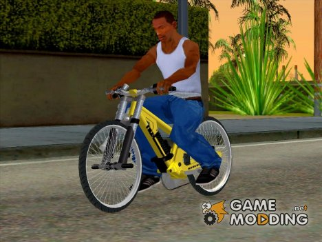 NOX Cycles Mountainbike for GTA San Andreas