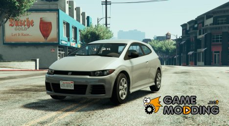 Blista Compact - Honda Civic Edition BETA2 для GTA 5
