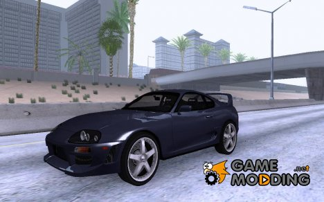 Toyota Supra RZ 1998 для GTA San Andreas