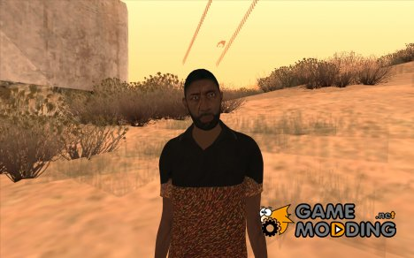 Sbmost в HD для GTA San Andreas