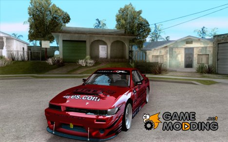 Nissan Silvia S13 Daijiro Yoshihara v2 для GTA San Andreas