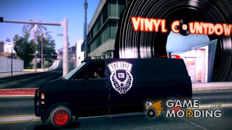 GANG Burrito GTA V для GTA San Andreas