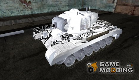 M26 Pershing от Azazello для World of Tanks