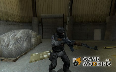 gsg9 re-skin for Counter-Strike Source