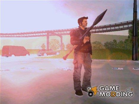 Пак оружия из S.T.A.L.K.E.R.: Зов припяти for GTA 3