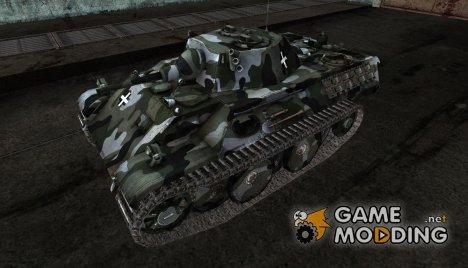 VK1602 Leopard 16 for World of Tanks