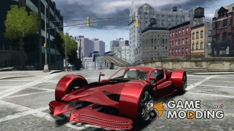 TM Holofernes v1.5 for GTA 4