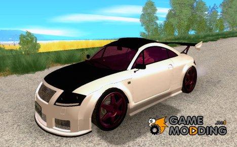 Audi TT 8N for GTA San Andreas