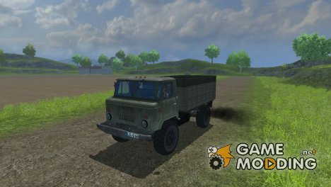 ГАЗ 66 для Farming Simulator 2013