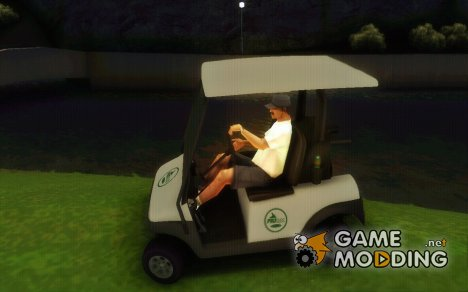 GTA V Caddy Golf для GTA San Andreas