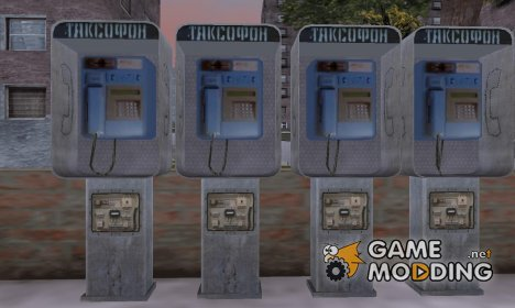 New Payphone for GTA 3