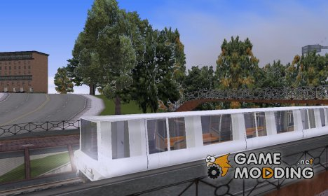 Sentrain для GTA 3