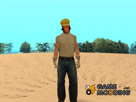 New wmycon for GTA San Andreas
