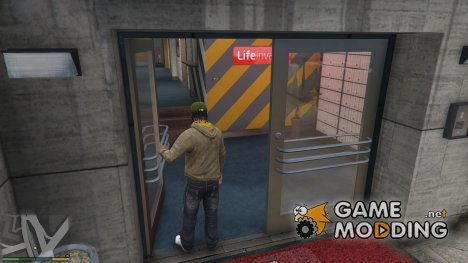 Open All Interiors v5.1 для GTA 5
