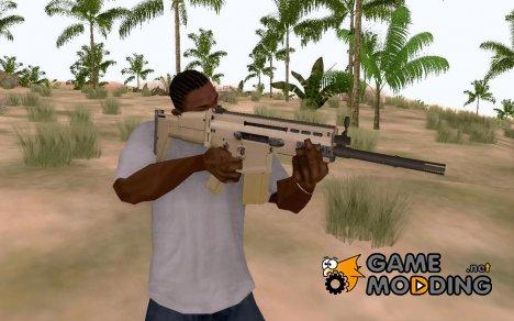 Fn Scar (Assasult Rifle) для GTA San Andreas