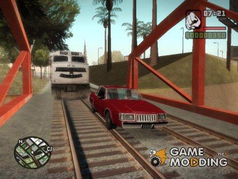 Enb Series для очень очень слабых ПК для GTA San Andreas