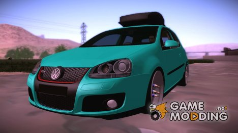 Volkswagen Golf Mk5 for GTA San Andreas