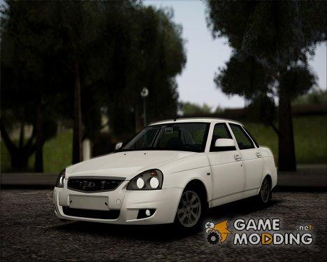 Lada Priora 2 для GTA San Andreas