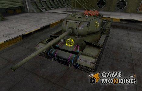 Контурные зоны пробития ИС for World of Tanks