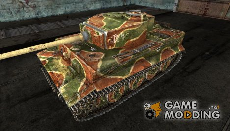 PzKpfw VI Tiger DerSlayer for World of Tanks