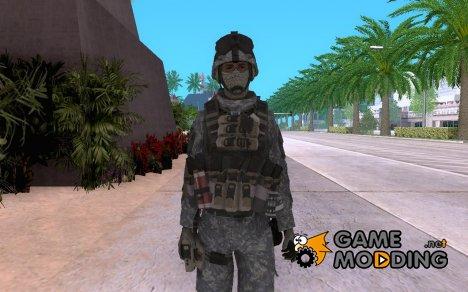 RANGER Soldier v3 for GTA San Andreas