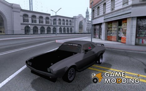 Dodge Charger 1969 SpeedHunters для GTA San Andreas