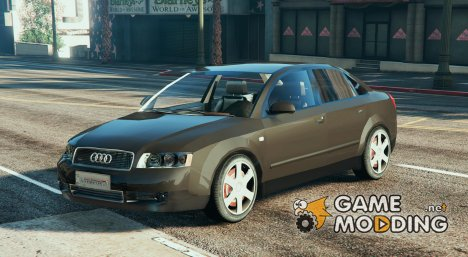 Audi A4 2002 for GTA 5