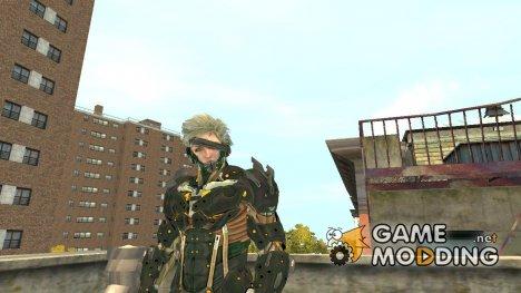 Райден для GTA 4