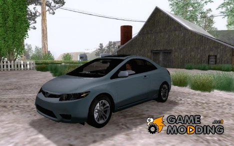 Honda Civic 2006 Coupé for GTA San Andreas